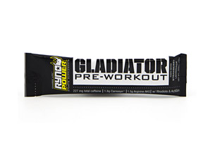 Ryno Power Gladiator Pre-Workout  - 12 Servings