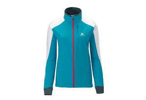 Salomon Momentum Softshell Jacket - Womens