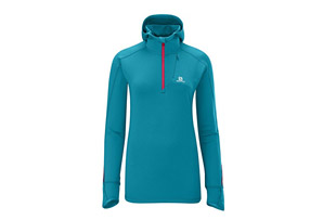 Salomon Swift Hooded Midlayer - Womens