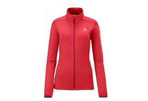 Salomon Discovery FZ Midlayer - Womens