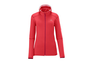 Salomon Discovery Hooded Midlayer - Womens