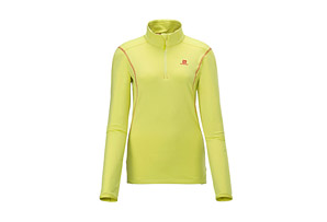 Salomon - Discovery Halfzip Midlayer - Womens