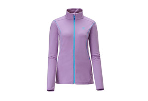 Salomon Discovery Full Zip Midlayer - Womens