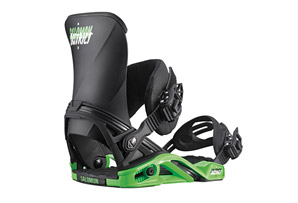 Salomon District Snowboard Bindings