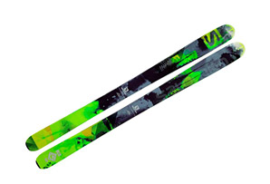 Salomon Q-105 Skis - 2015