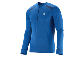 Salomon Fast Wing LS Tee - Men's