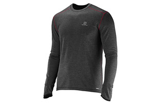 Salomon Park LS Tee - Men's