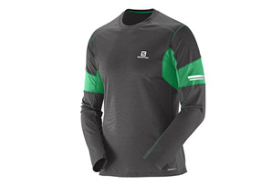 Salomon Agile LS Tee - Men's