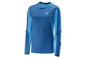 Salomon Agile LS Tee - Women's