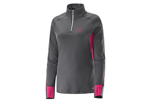 Salomon Trail Runner Warm LS Zip Tee - Women's