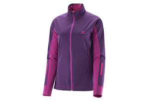 Salomon Equipe Softshell Jacket - Women's