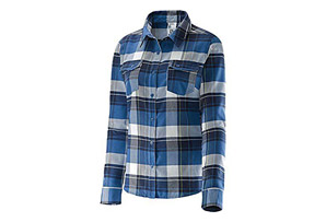 Salomon Mystic Flannel Long Sleeve Shirt - Women's