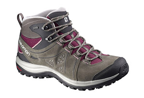 Salomon Ellipse 2 Mid Leather GTX Boots - Women's