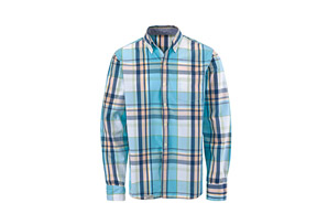 Scott Alamo L/S Shirt - Mens