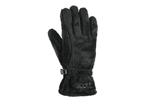 Scott Scott Fuzzy Glove - Women's