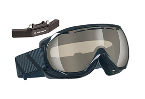 Scott Notice OTG w/No Fog Fan Goggle