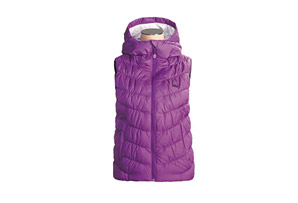 Sierra Designs Flex Hoody Vest - Womens