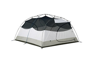Sierra Designs Zia 4 Tent w/ Footprint & Gear Loft