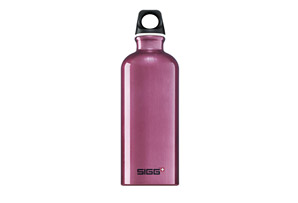 Sigg Traveller Raspberry Sunset 0.6L Bottle