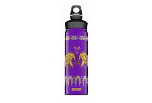 Sigg Wide Mouth Yoga Mauve 0.75L Bottle