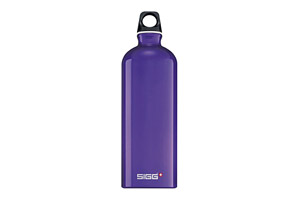 Sigg Traveller Purple 0.6L Bottle