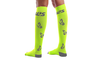 SLS3 Butterfly Compression Socks - Women's