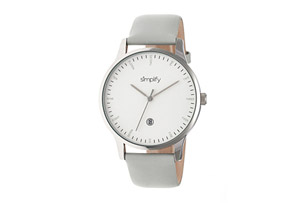 Simplify The 4300 Watch