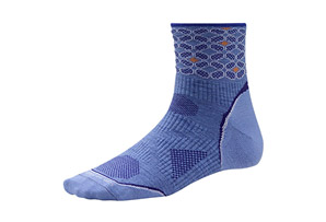 SmartWool PhD Run UL Mini Socks - Women's