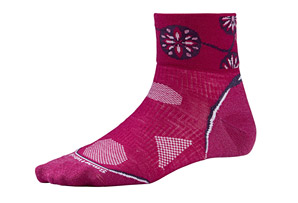 SmartWool PhD Cycle UL Mini Socks - Women's