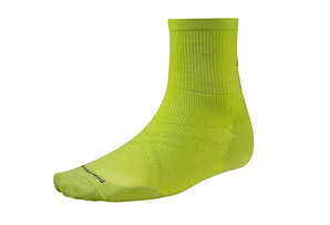 SmartWool PhD Run Ultra Light Mid Crew Socks