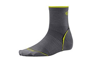 SmartWool PhD Outdoor Mid Crew Socks
