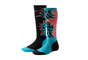 SmartWool PhD Slopestyle Medium Switch 1980 Socks