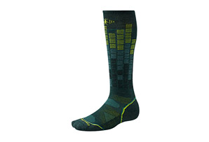 SmartWool PhD Snowboard Light Pattern Socks