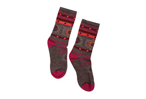 SmartWool Motley Flower Socks - Women's