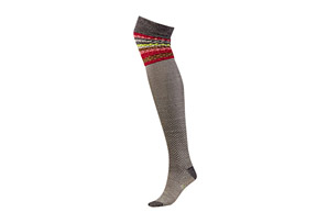 SmartWool Striped Chevron Socks - Women's