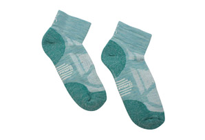 SmartWool PhD Outdoor Light Pattern Mini Socks - Women's