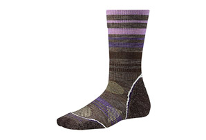 SmartWool PhD Outdoor Light Pattern Crew Socks - Women's