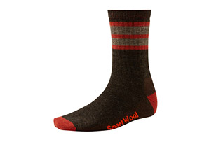 SmartWool Stripe Hike Medium Crew Socks