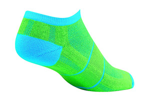 SockGuy Bluegrass Channel Air No Show Socks