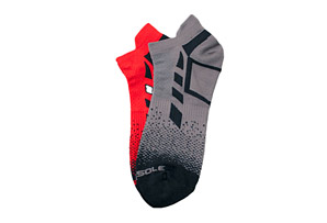 Sof Sole Running Select Low Cut Tab Socks - 2 Pair Men's