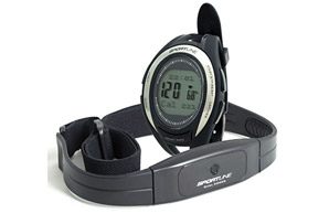 Sportline 670 Cardio Connect HR Watch - Womens