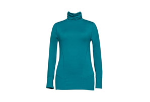 Terramar Cloud Nine Turtleneck - Womens