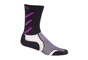 Thorlos Experia Thin Padded Crew Running Socks - Women's