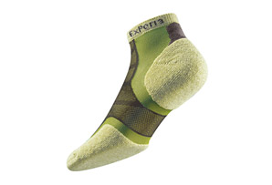 Thorlos Experia Merino Wool Running Low-Cut Running Socks