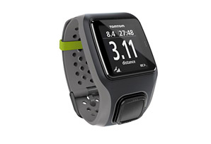 TomTom Multisport+Cycle GPS HR Watch
