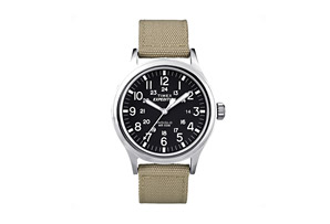 Timex Expedition Scout Metal Compass Watch - Womens