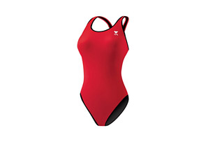 TYR Reversible Solid Maxfit Swimsuit - Wms