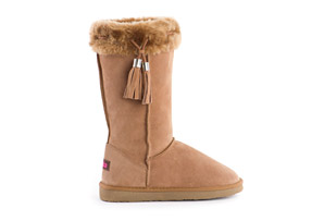 Ukala Sydney Jessica High Boot - Womens