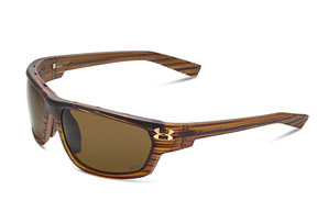 Under Armour Hook'd Storm Polarized Sunglasses