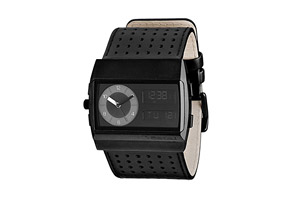 Vestal Monte Carlo Leather Watch